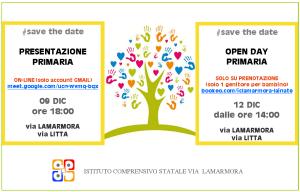 OpenDay Primaria_2020